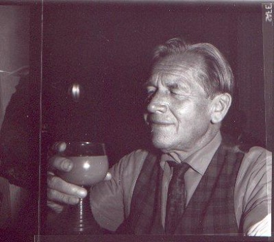 Ehrengast Sepp Allgeier 1964